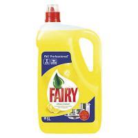 Fairy 5 L detergent pentru vase profesional, diverse sortimente