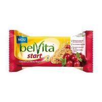 Biscuiti belVita Cereale si Afine rosii 50gr