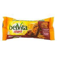 Biscuiti cu cereale si ciocolata 50g BelVita Start