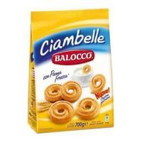 Biscuiti cu crema Ciambelle 700g Balocco