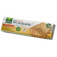 Biscuiti cu fibre vegetale, fara zahar, cu indulcitori, 170g Gullon