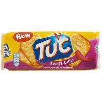 Biscuiti cu gust de ardei iute 100g Tuc