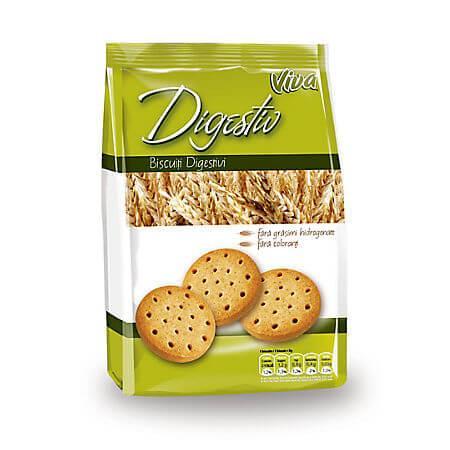 biscuiti digestivi, 150g, viva