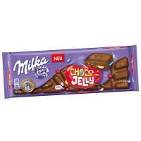 Ciocolata cu lapte 250g Milka Choco Jelly