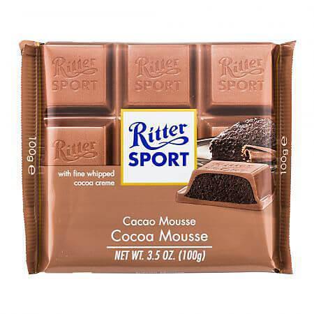 Ciocolata mousse 100g Ritter
