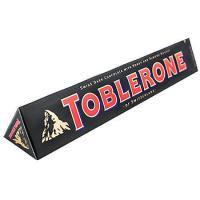 Ciocolata neagra cu nugat, miere si migdale 100g Toblerone