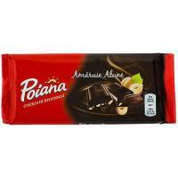 Poiana ciocolata amaruie cu alune 90 gr