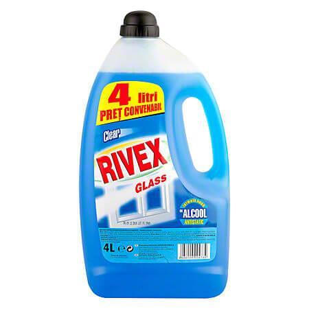 Detergent de geamuri RIVEX 4L