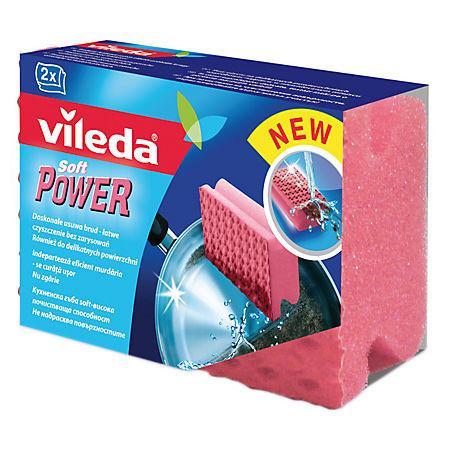 Burete Vileda Power Soft 2 buc