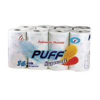 Hartie igienica 3 straturi Puff Soft 16 role