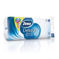 Hartie igienica 3 straturi Zewa Deluxe Delikate Care 10 buc/set