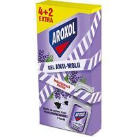 Gel anti-molii 6x3,2 Aroxol