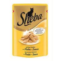 Hrana pentru pisici 85g Sheba cu Pui