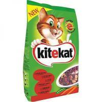 Hrana uscata pentru pisici, Vita & Legume, 1.8Kg, Kitekat