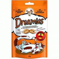 Recompense pentru pisici pui, 60g, Dreamies
