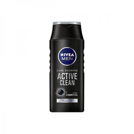 Nivea men sampon active clean 250 ml