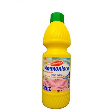 Amoniac Lindor parfumat 1L