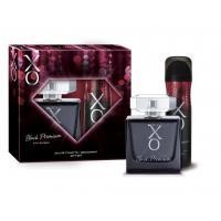 Caseta XO Black premium pentru femei Parfum + Deo