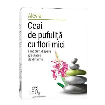 Ceai de pufulita cu flori mici 50g