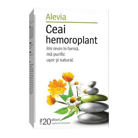 Ceai hemoroplant 20 plicuri