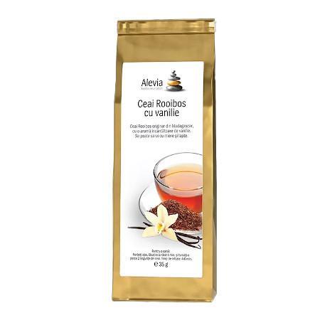 Ceai Rooibos cu vanilie 35g