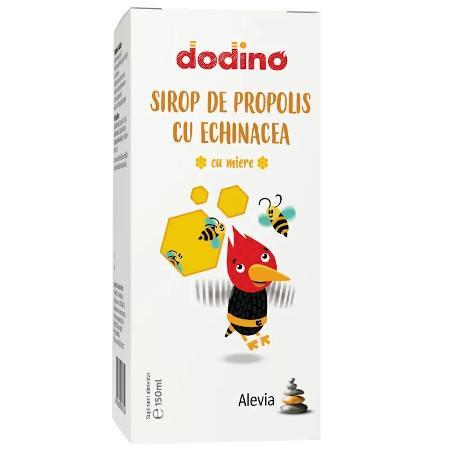 Dodino sirop de propolis cu echinacea 150ml
