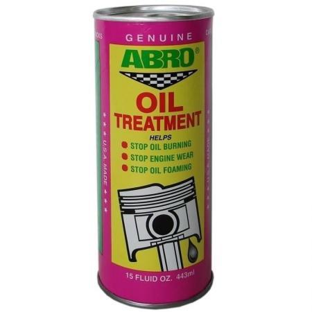 Aditiv pentru ulei motor Abro 443 ml