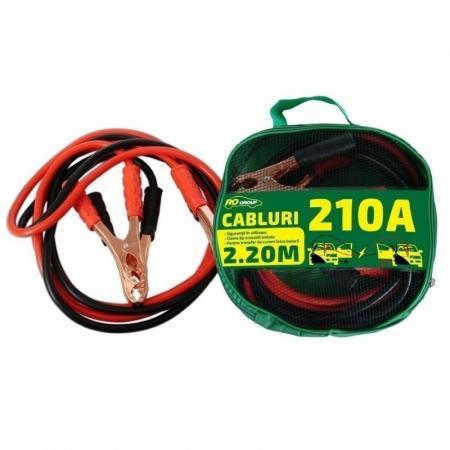 Cabluri pornire auto 210A