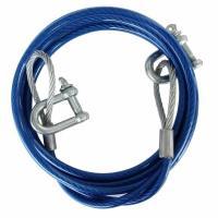 Cablu de remorcare din otel sarcina maxima 2200 kg
