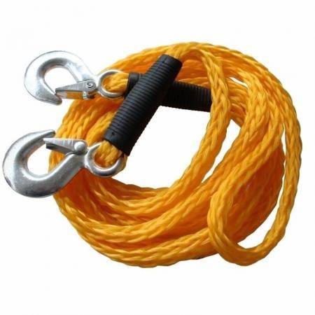 Cablu de remorcare sarcina maxima 1700 kg 3,6 m