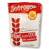 Faina de grau 000 alba superioara Dobrogea 1 kg