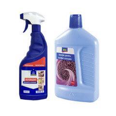 Detergenti covoare tapiterii