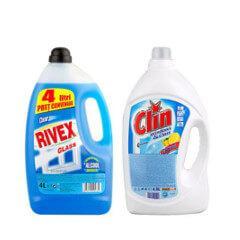 Detergenti geamuri horeca