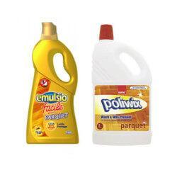 Detergenti parchet horeca