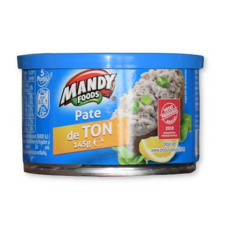 Bax pate de ton 145g Mandy