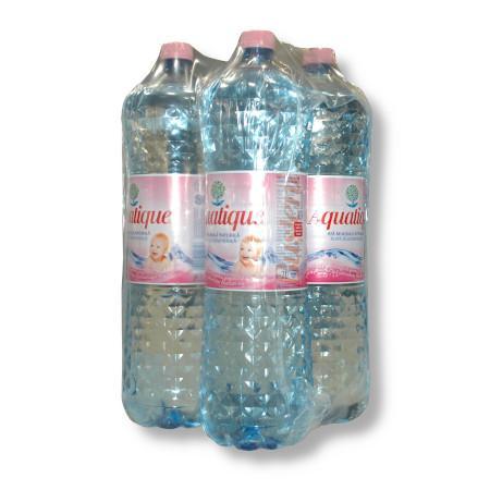 bax apa plata aquatique 4 x 2L