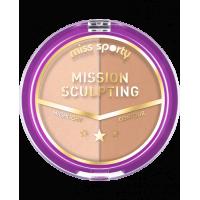 Fard de fata miss sporty mission sculpting powder 001 blondy