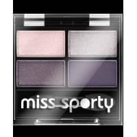 Fard de ochii cu patru culori miss sporty 402