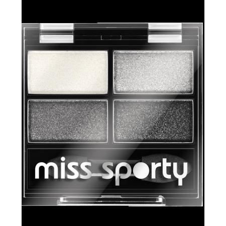 Fard de ochii cu patru culori miss sporty 404
