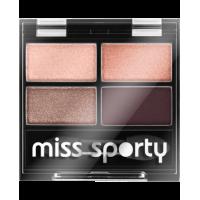 Fard de ochii cu patru culori miss sporty 408