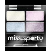 Fard de ochii cu patru culori miss sporty 415