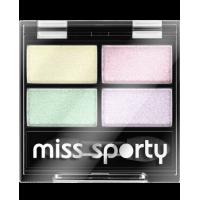 Fard de ochii cu patru culori miss sporty 416