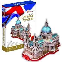 Catedrala Sf. Paul Londra Anglia - Puzzle 3D - 107 piese