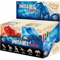 Dinozauri din lemn