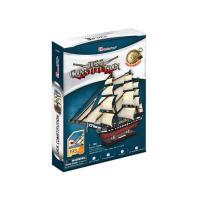 USS Constitution - Puzzle 3D - 193 de piese
