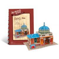 Magazin de covoare Turcia - Puzzle 3D - 26 de piese
