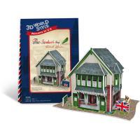 Magazin Sandwich Anglia - Puzzle 3D - 36 de piese