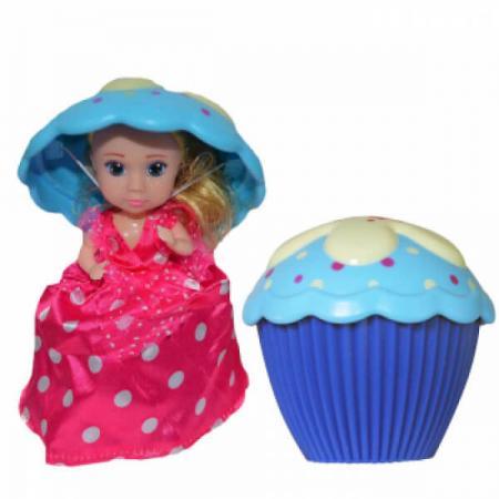 Papusica Briosa Maya - Cupcake Surprise