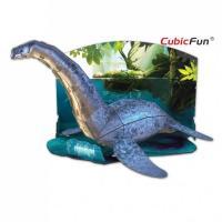 Plesiosaur - Colectia de puzzle 3D Age of Dinos - 38 de piese
