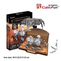 Roverul Curiosity NASA - Puzzle 3D - 166 de piese